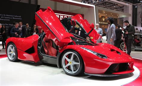How Much Does A Enzo Cost by Laferrari Look 187 Autoguide News