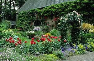 Englischer Garten Pflanzen : das umwelthaus cottage g rten bezaubern durch l ssige ~ Articles-book.com Haus und Dekorationen