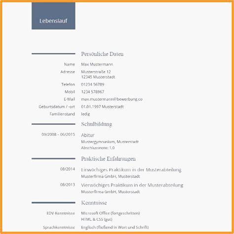 Lebenslauf Muster Praktikum by Praktikumsbericht Deckblatt Muster 17 Bewerbung Praktikum