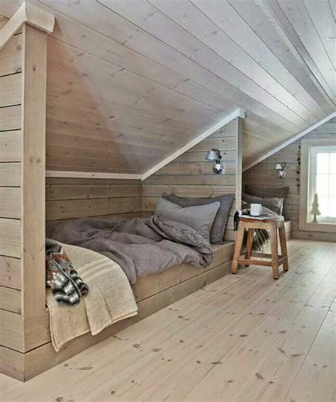 beds for attic rooms the interesting angles in attics can be advantageous for a multi bed space klarvasser llc can