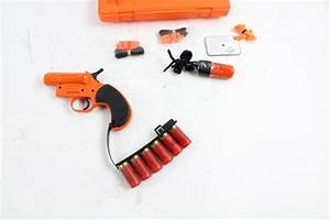Orion Flare Gun With Case | Property Room