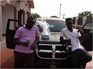 Money really isn't a problem for Sarkodie, check out his ...