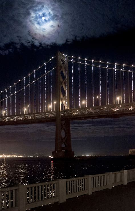 san francisco s bay bridge is about to become the world s