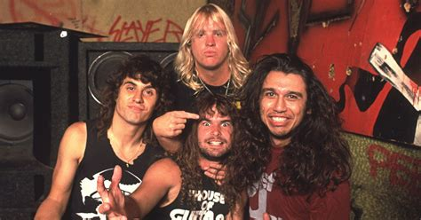 slayers shocking thrash classic angel  death