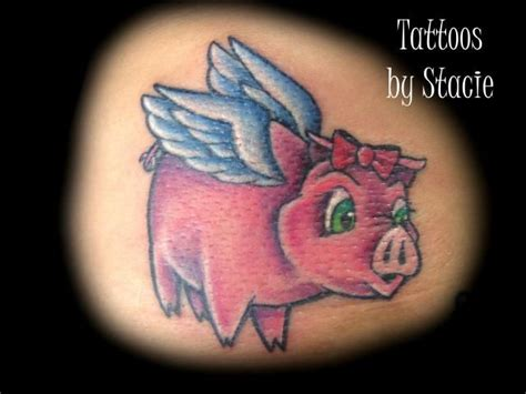 Flying Pig Tattoo images  tattoos  pinterest sparrow 640 x 480 · jpeg
