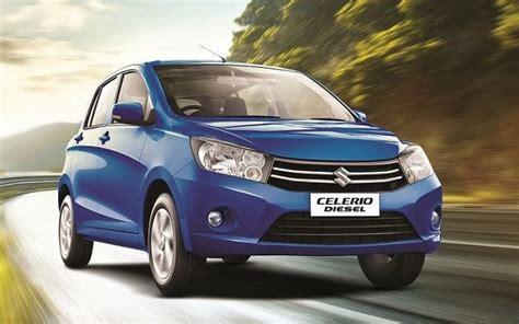 Maruti Suzuki Celerio Diesel Launched; Prices Start At Rs