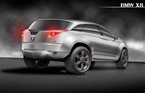 Bmw X8 Concept. By Tomlindh On Deviantart