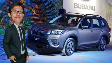 Quick Look 2019 Subaru Forester With Eyesight In
