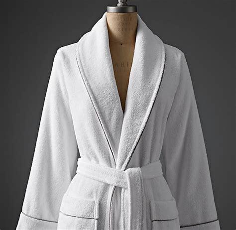restoration hardware bathrobe wedding anniversaries traditional modern gift ideas 1913