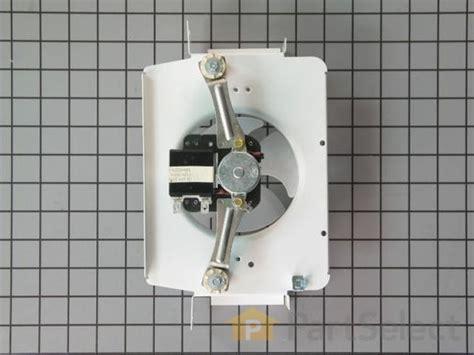 evaporator fan motor noise whirlpool 12013209q evaporator fan motor assembly