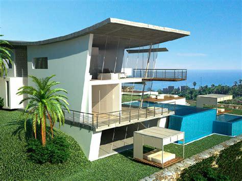 achat maison bord de mer villa bord mer design moderne accueil design et mobilier