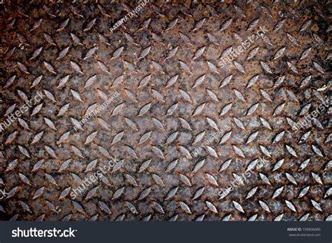 Metal Floor Texture Stock Photo 199806089