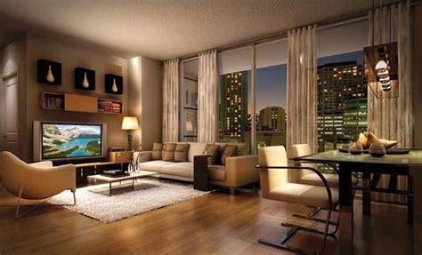 Apartment Interior : Apartment Living