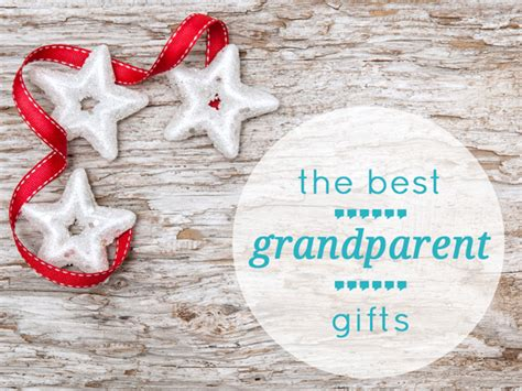 7 great new grandparent gift ideas