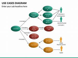 Use Cases Diagram Powerpoint