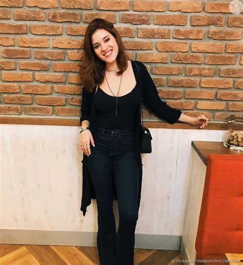 Ana Clara foi anunciada pela Globo como a nova repórter do ...