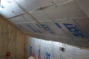 insulating cathedral ceiling with roxul attic update markson