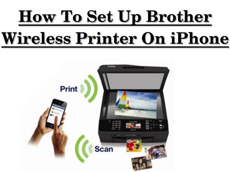 how to setup printer on iphone how to set up wireless printer on iphone