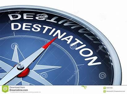 Destination Icon Compass Rendering Illustration 3d