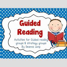 Mrs Jump's Class Guided Reading 101 Part 1 This Packet Looks Awesome!!  Guided Reading