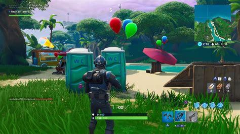 fortnite pop celebration balloon decorations  mobile