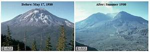 Mount St Helens Eruption 1980 Before And After | www ...