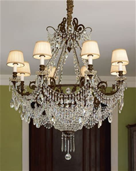 Horchow Chandelier by Lighting For A Classical Interior 2011 Classical