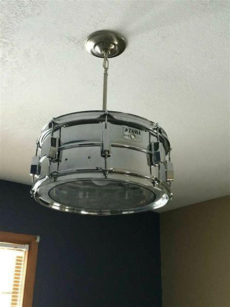 diy drum set chandelier home design garden