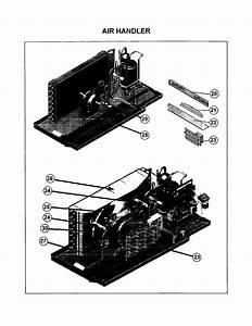 Friedrich Ptac Heat Pumps Control Box Assembly Parts