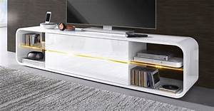 Lowboard Hochglanz Weiß : tecnos lowboard breite 180 cm online kaufen otto ~ Buech-reservation.com Haus und Dekorationen