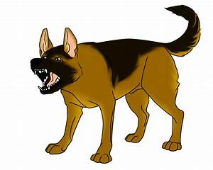 Pics For > German Shepherd Clipart