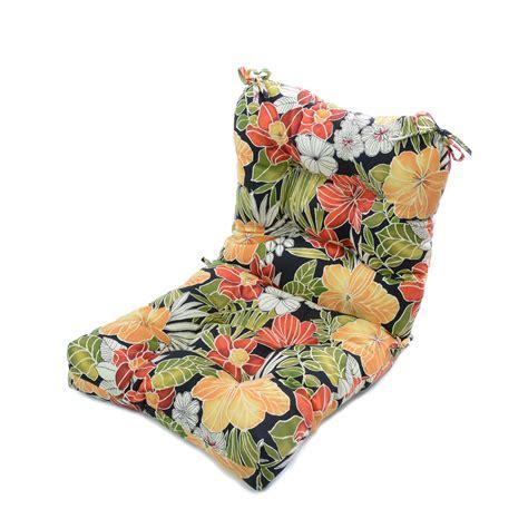 outdoor tropical chair cushion kmart