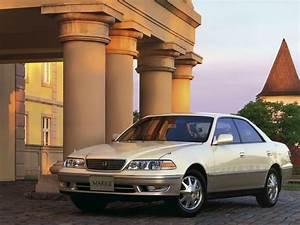 Toyota Mark Ii 1996  1997  1998   U0441 U0435 U0434 U0430 U043d  8  U043f U043e U043a U043e U043b U0435 U043d U0438 U0435  X100