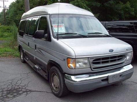 purchase   ford   econoline sherrod conversion