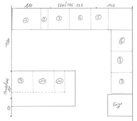 plan implantation cuisine plan implantation cuisine photos de conception de maison