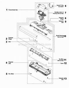 Dyson Dc40 Parts List And Diagram   Ereplacementparts Com