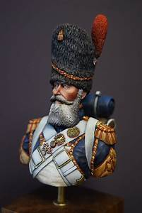 Hawk Miniatures:Black Eagel Miniatures: Bust: French: Old ...  French