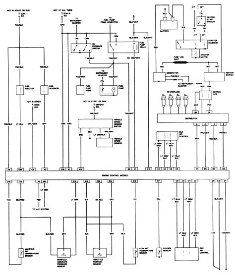 1986 S10 Wiring Diagram by 1987 S10 2 5l Wiring S 10 Forum