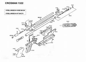 1322 Crosman - Airgun Spares