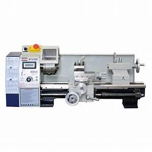 Variable Speed Mini Metal Lathe Machine - Bolton Tools