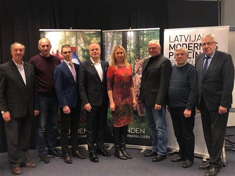 Latvijas Modernās pieccīņas federācijas biedru kopsapulce ...