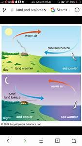 Wiring Diagram  27 Land Breeze And Sea Breeze Diagram