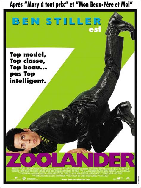zoolander review trailer teaser poster dvd blu ray