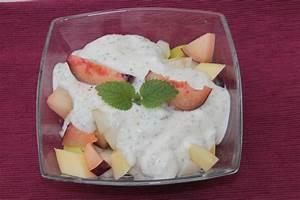 Joghurt Mit Chia : bunter obstteller mit chia sahne joghurt von patty89 ~ Watch28wear.com Haus und Dekorationen