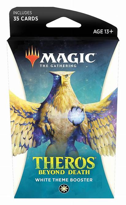Death Theros Beyond Magic Gathering Booster Theme