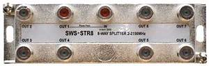 Directv Swm8 - Single Wire Multiswitch