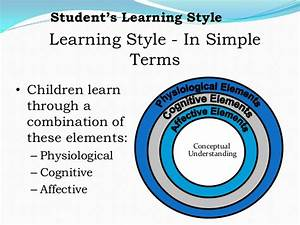 Learning Styles and Theories