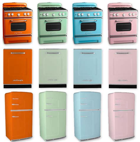 Design Return Of The Retro Kitchen Appliances  Ultra Swank