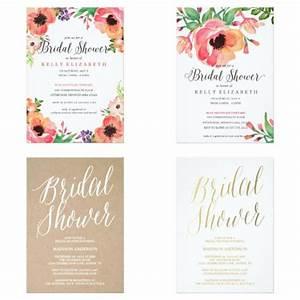 Premium Bridal Shower Invitations – Unique Bridal Shower
