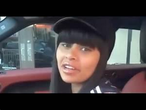 Blac Chyna Reacts To Tyga Kylie Jenner Break Up - YouTube